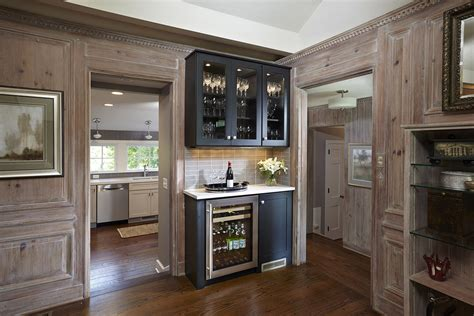 kitchen bar cabinet ideas use cabinets to build a built in hutch buffet or bar