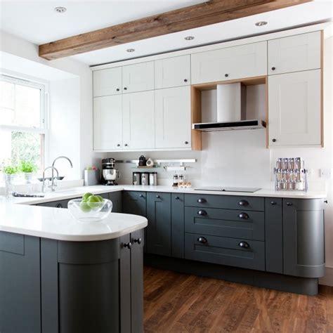 u shaped kitchen u shaped kitchen with curved peninsula unit u shaped