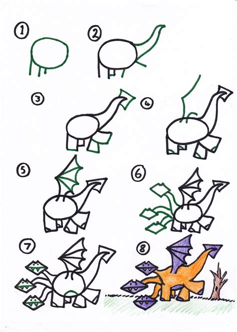 how 2 draw how 2 draw a hydra step by step aliceartblog