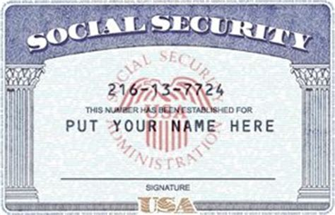 make social security card psd ssn template social security number soci ideas for