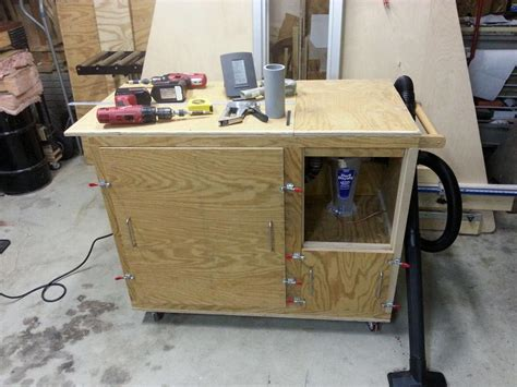 portable woodworking shop portable dust collection cart with noise reduction dust