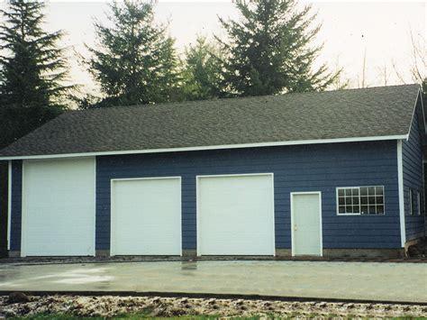 3 car garages garages etc custom rv garages king snohomish