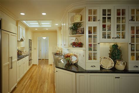 galley kitchens designs ideas kitchen white country style galley kitchen with