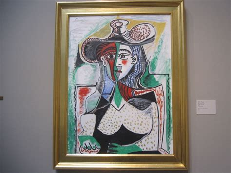 picasso paintings houston impressionist post impressionist exhibit at the