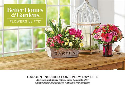 better homes and gardens flowers flowers and plants with better homes and gardens ftd