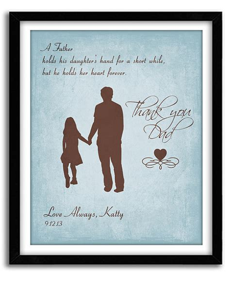 gifts for fathers from daughters gift gift for of