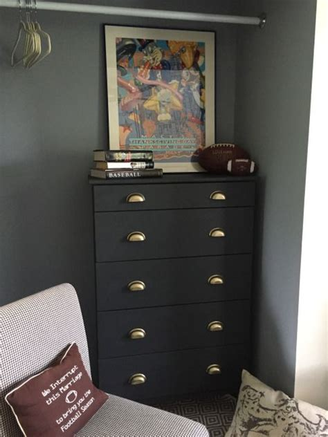 diy graphite chalk paint ikea hack tarva dresser no 2 sloan chalk paint