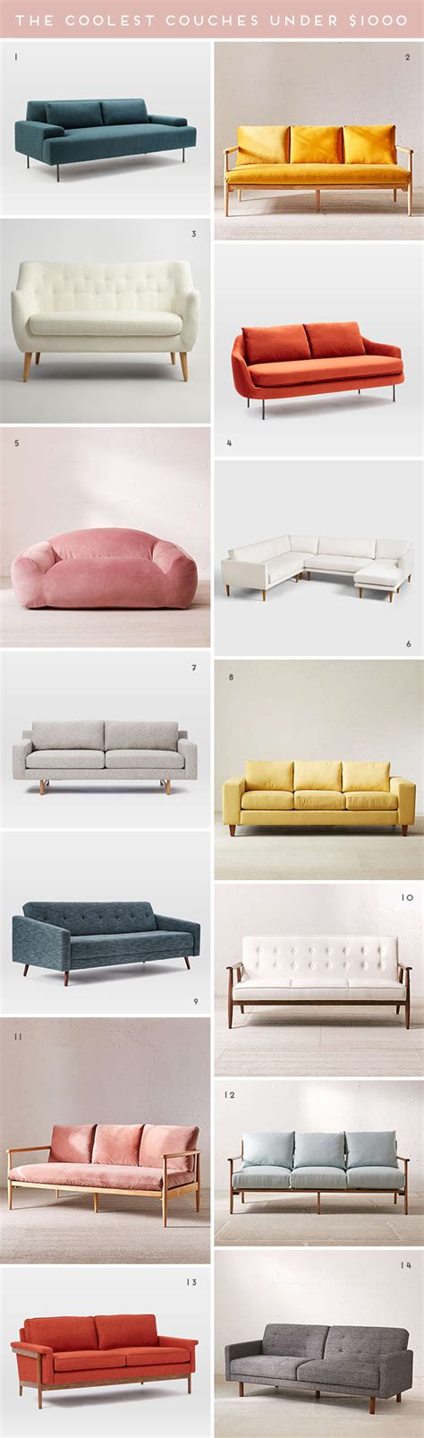 coolest sofa potato the coolest couches 1 000 paper and