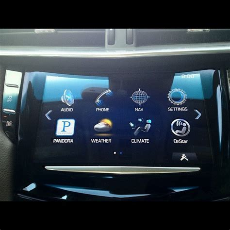 Cadillac Cue by Cadillac Cue Touch Screen Not Working Cadillac Parts