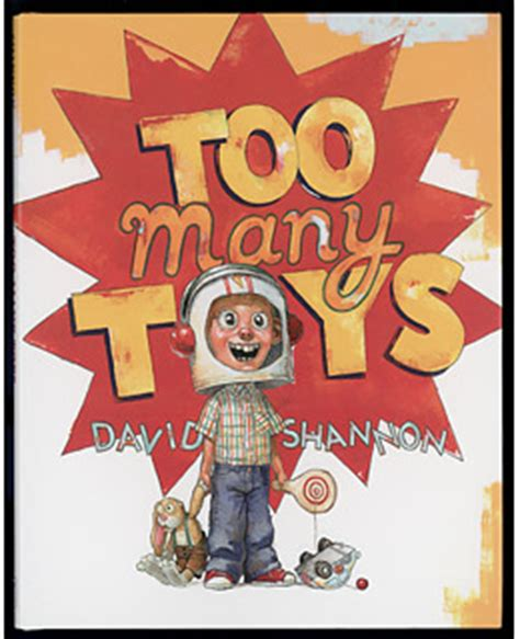 picture books about toys many toys by david shannon the top 10 everything of