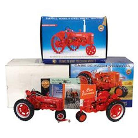 tractor rubber st farm toys 3 franklin mint tractors ih h w steel wheels