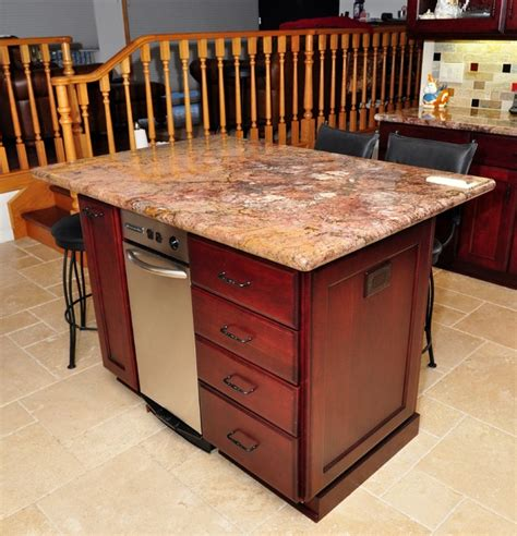 kitchen island cherry wood cherry color kitchen cabinets and isles home design and decor reviews