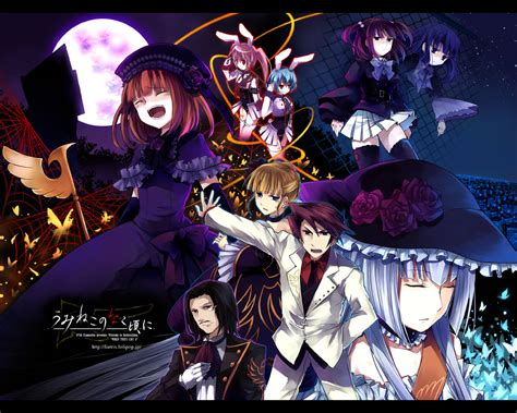 umineko no naku koro ni umineko no naku koro ni photos wallpapers hd wallpapers
