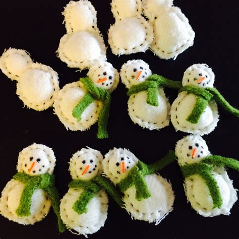 handmade snowman ornaments handmade ornaments the how to duo