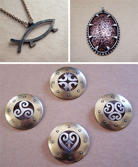 metal for jewelry mixed metal jewelry 2 by astalo on deviantart