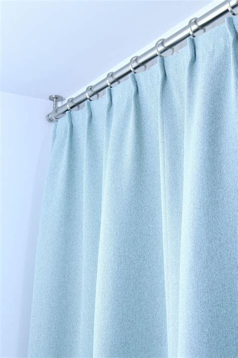 bathroom shower curtain rods 17 best ideas about ceiling mount curtain rods on