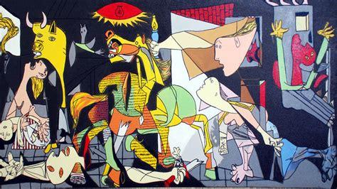 picasso paintings guernica meaning der entartete seite 2 kunst literatur satire