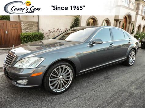 2008 Mercedes S550 For Sale by 2008 Mercedes S Class For Sale Carsforsale