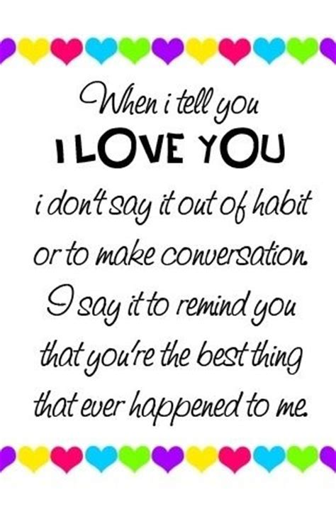 true love quotes i love you l o v e pinterest