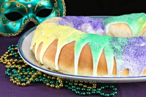 how do you earn mardi gras the chew new orleans haydel s bakery king cake recipe