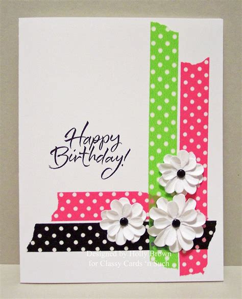 how to make simple greeting cards 25 unique handmade cards ideas on card