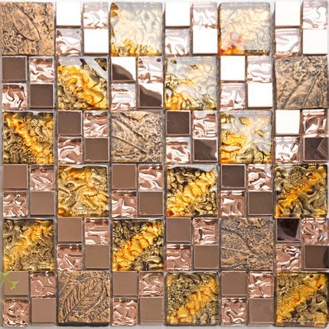 metal backsplash tiles for kitchens glass and metal backsplash tiles for kitchen and bathroom
