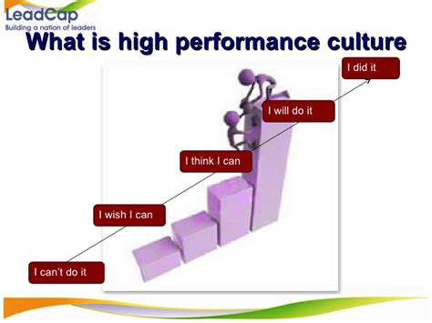 what is high high performance culture