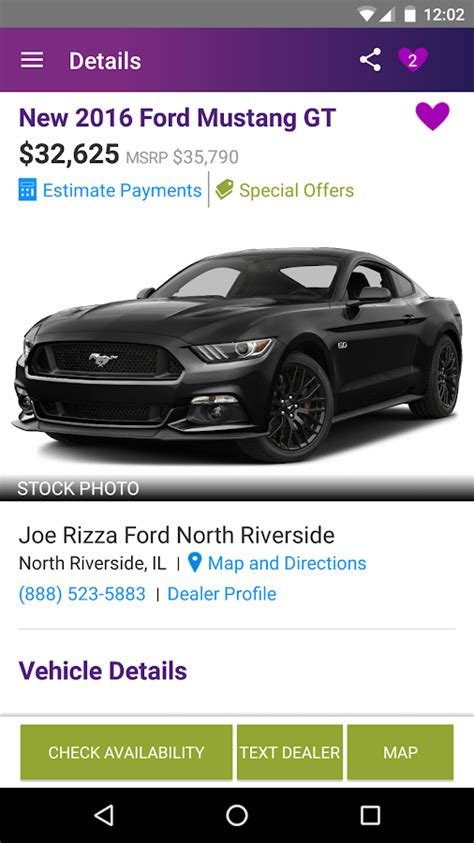 Used Car Apps by Cars New Used Cars Android Apps On Play