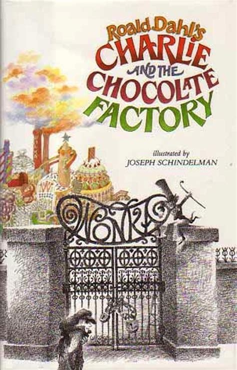 pictures of and the chocolate factory book the evolution of quot and the chocolate factory quot book