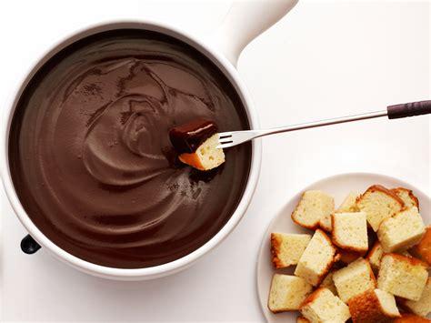 ina garten chocolate fondue chocolate fondue recipe food network kitchen food network