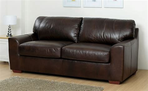 leather sofa beds aniline leather sofa bed oak furniture solutions