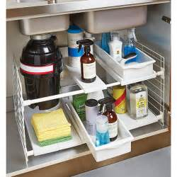 the kitchen sink organizer expandable sink organizer the container store