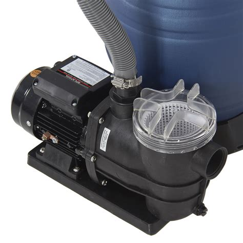 above ground pool and sand filter pro 2400gph 13 quot sand filter above ground swimming pool