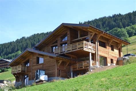 un chalet 224 ch 226 tel haute savoie architecture s 174 c 244 t 233 maison
