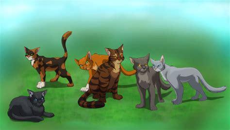 warrior cats warriors warriors novel series fan 2516605