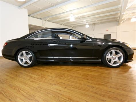 Mercedes Cl550 by 2010 Mercedes Cl550 4matic