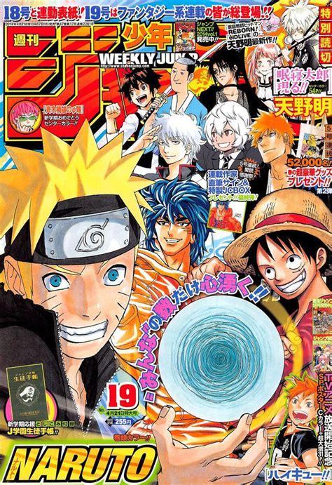shonen jump rankings weekly shōnen jump rankings