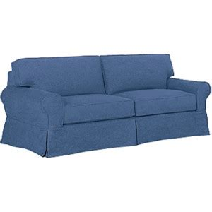 denim slipcovers for sofas denim slipcover sofa smalltowndjs