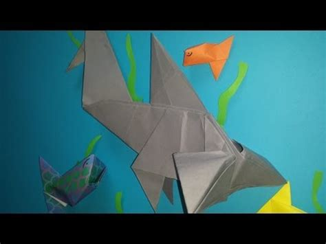 origami hammerhead shark origami shark travel the world and experience