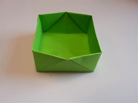 origami containers how to make origami boxes