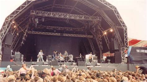 read stage reading rock festival 1989