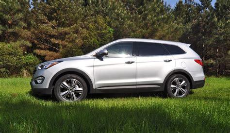 Hyundai Santa Fe 2015 by 2015 Hyundai Santa Fe Review