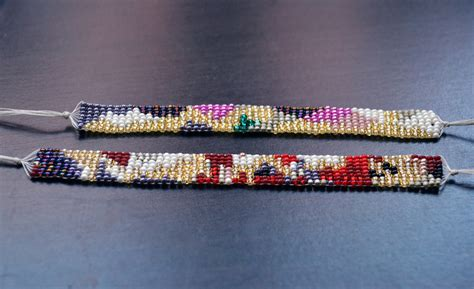 how to bead weave without a loom diy bead loom bracelet all the go to heaven
