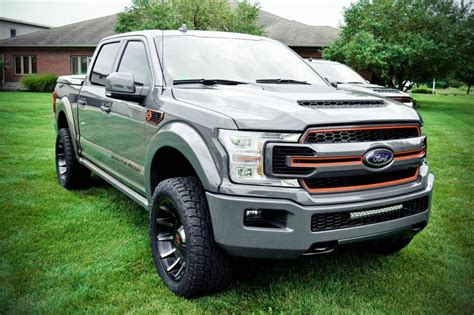 Harley Davidson Ford F150 by Ford F 150 Harley Davidson Edition Returns For 2019 Model