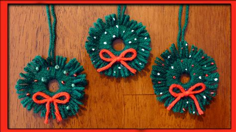 decorations made at home easy ornaments