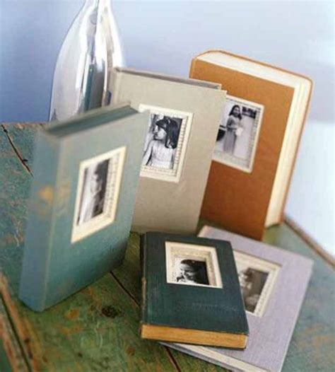 picture framing books 17 diy picture frames crafty ideas tutorials