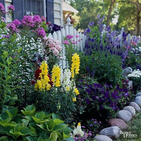 cottage garden layout charming cottage garden designs