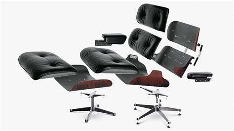 Eames Lounge Chair Dimensions by Vitra Eames Lounge Chair