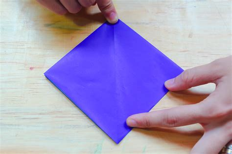 5 step origami how to make an origami square base 5 steps with pictures