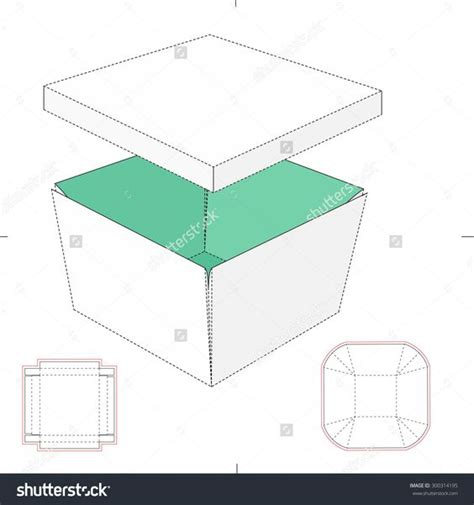origami boxes with lids templates the world s catalog of ideas